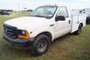 2000 Ford F-250 XL Super Duty Service Truck