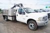 2002 Ford F-450 XL Super Duty Knuckleboom Crane Truck