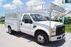 2008 Ford F-250 XL Super Duty Service Truck