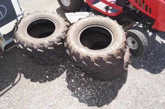 4 Polaris UTV Tires