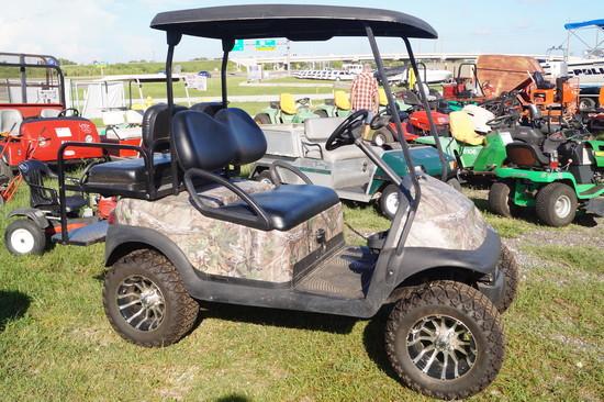 2007 Club Car Precedent 48V Golf Cart
