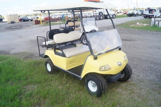2015 Express 48V High Speed Golf Cart
