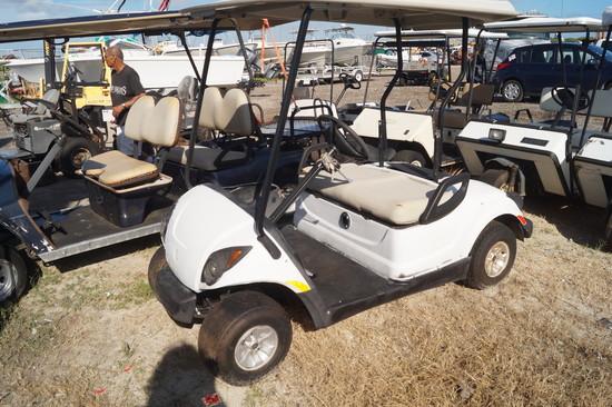 2008 Yamaha Electric Golf Cart Not Running