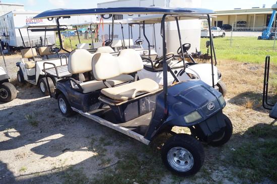 Star 6 Passenger Golf Cart Not Running