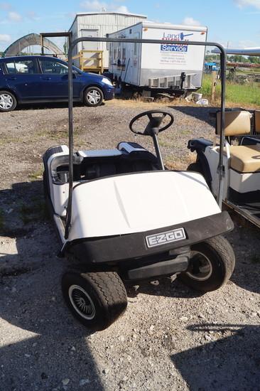 E-Z Go Golf Cart Not Running
