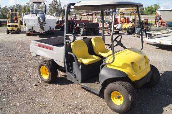 Toro Workman Manual Dump Cart
