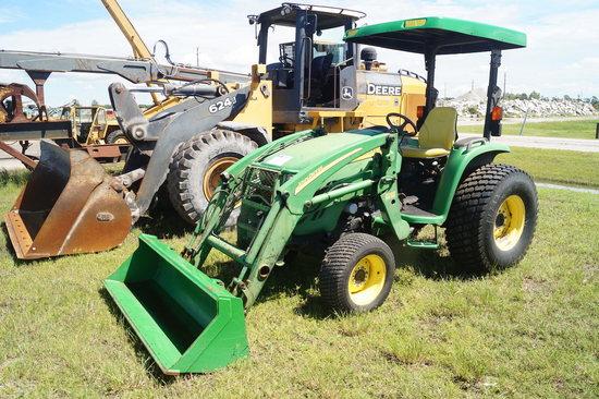 John Deere 4520 Front End Load Auctions Online Proxibid