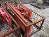 94 in Hydraulic Skid Steer Dozer Blade Attachment