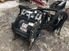 Cat PC205 Skid Steer Hydraulic Planer Attachment