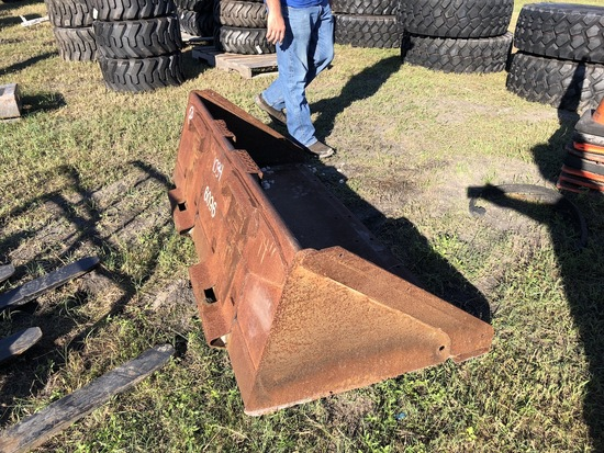 Box Blade 3pt hitch