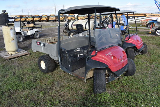 Toro Workman Utility Dump Cart