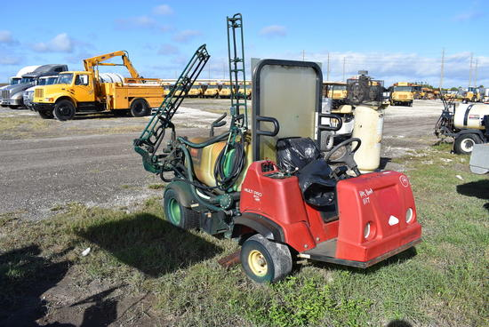 2007 Toro Multi Pro 1200 Sprayer Fertilizer Cart