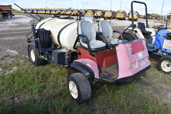 2004 Toro Multi Pro 5700 Sprayer Cart