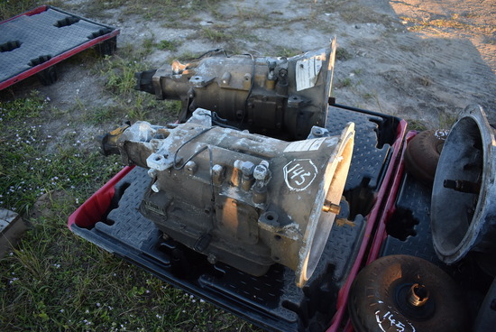 Allison Automatic 2000 Series Transmission