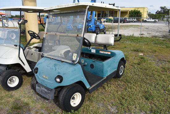 1995 Yamaha G14E Non Running Golf Cart