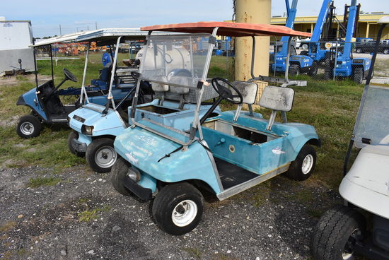 1984 Club Car Non Running Golf Cart