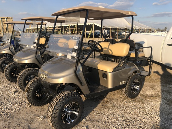2018 EZ-G0 48 Volt Electric Golf Cart