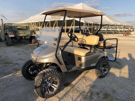 2019 EZ-G0 48 Volt Electric Golf Cart