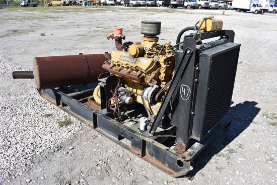 Caterpillar 3208 V8 Diesel Power Unit