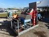 Airplaco Mud Buddy Pump Setup