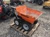 Muck-Truck 1/4 Ton Concrete Dump Buggy