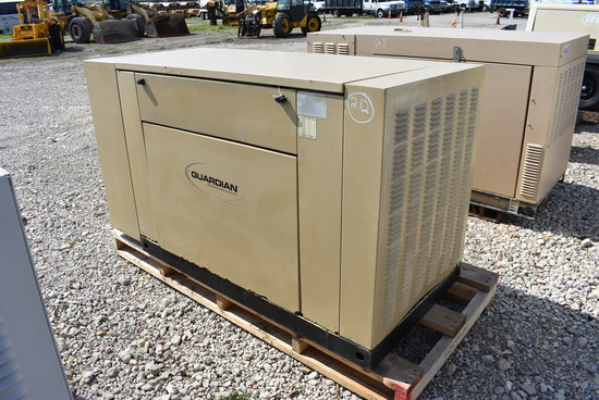Generac 37kW 1 Phase Industrial Generator