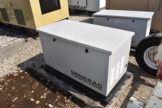 Generac 18kW 1 Phase Industrial Generator