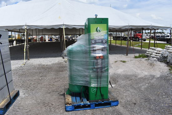 Air Products Model 500 Liquid Nitrogen Entire System