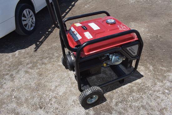 Amp Kohler Series 10,000 Portable Generator Unused Item