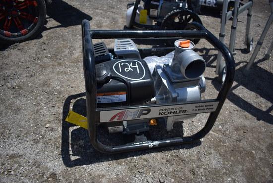 Amp Kohler 3in Water Pump Unused Item