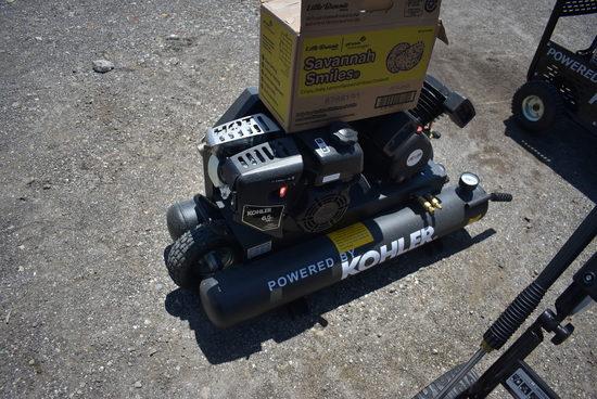 Amp Kohler AKAC 120 Portable Air Compressor Unused Item