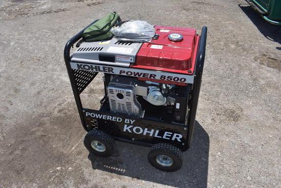 Kohler Power 8500 Portable Generator Welder Compressor Unused Item