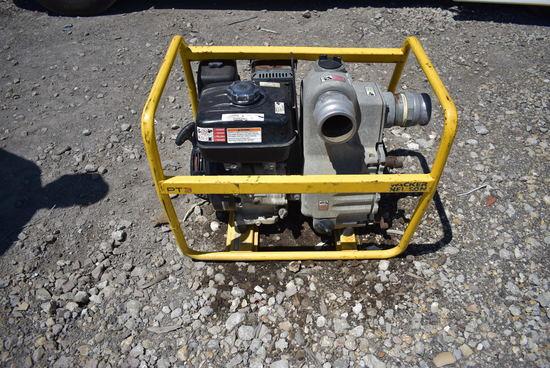 Wacker Neuson PT3 3in Water Pump