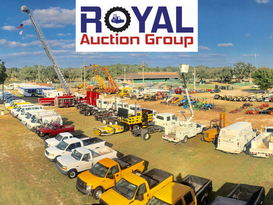 DAY 2 GOVT SURPLUS EQUIPMENT LIQUIDATION AUCTION