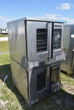 Garland Master 200 Double Stack Commercial Stainless Ovens