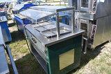 Delfield Portable Hot Serving Counter