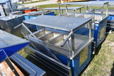 Delfield KH-3-NU Portable 3 Well Hot Serving Counter