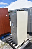 5 Drawer File Cabinet