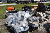 4 Pallets of Police Car Radios, Lights Lap Top Mounts and Manuals
