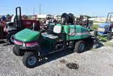 Cushman DS300 300 Gallon Sprayer Cart