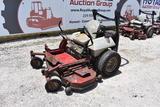 eXmark 60in Zero Turn Commercial Mower