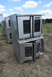 Garland Master 200 Gas Double Stacked Convection Ovens