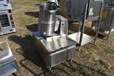 Market Forge Trunion Kettle Cooker