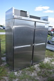 Hobart HE2 Stainless Unit