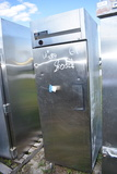 True Commercial Stainless Freezer