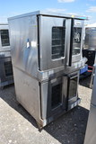 Garland Double Stack Commercial Stainless Ovens
