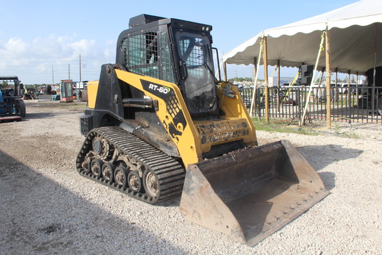 2106 ASV RT60 Compact Track Skid Steer Loader