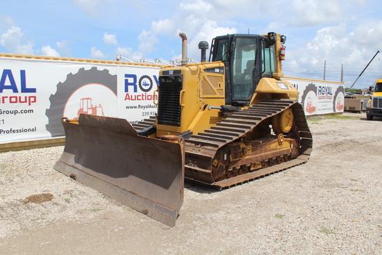 2014 Caterpillar D6N LGP Crawler Tractor Dozer