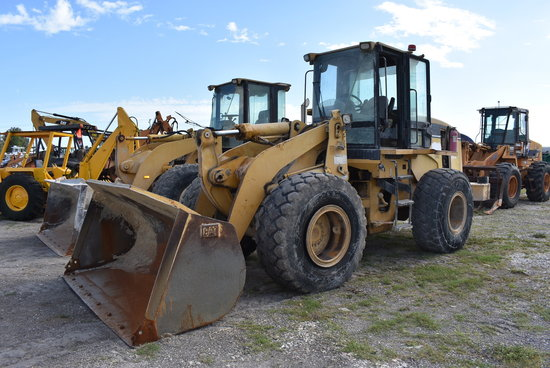 2001 Caterpillar 938G Articulated Wheel Loader