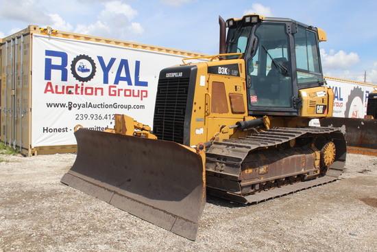 2012 Caterpillar D3K2 LGP Crawler Tractor Dozer